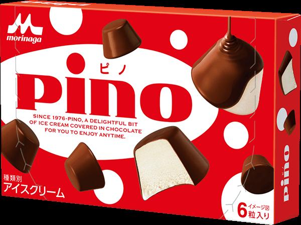 Pino / Morinaga Milk - Made in Japan ONLY